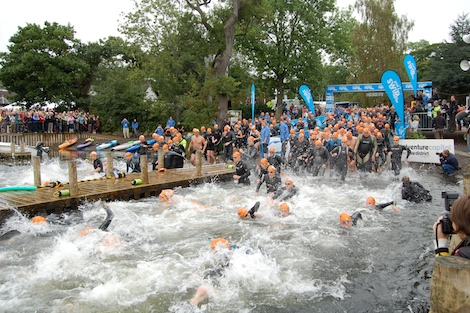 Great North Swim - Windermere - 2008